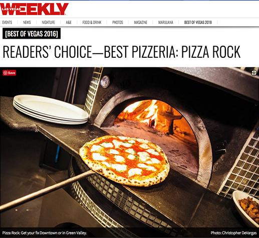 Las Vegas Weekly: Reader's Choice