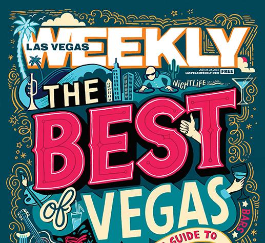 Las Vegas Weekly: the Best of Vegas