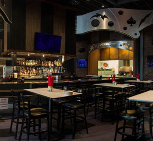 Pizza Rock interior