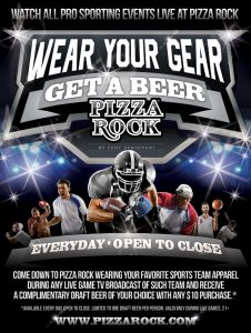 Wear Your Gear Event