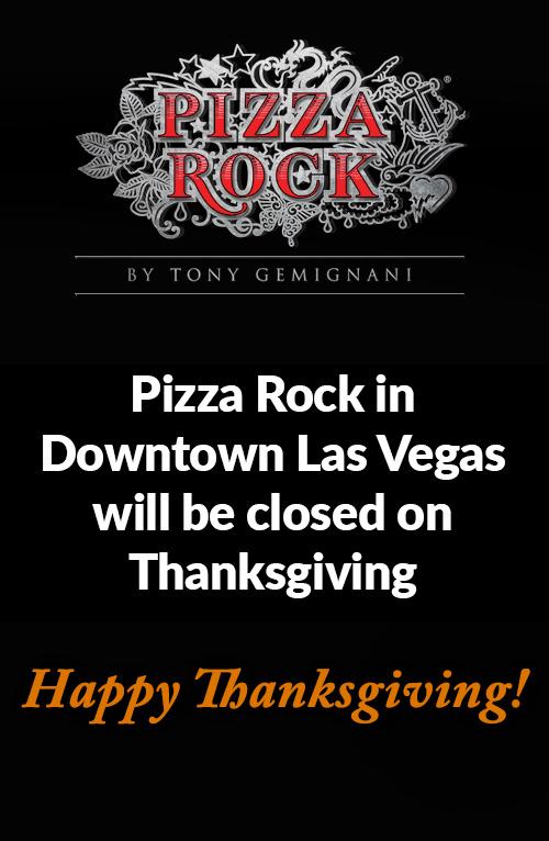 Closure Thanksgiving
