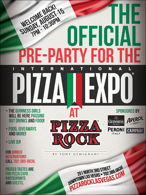 Official Pre-Party