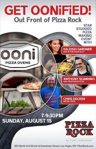 Get OONiFiED Event Flyer
